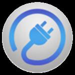 Blue Plug Electrical Logo